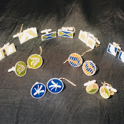 enamelled-silver-cufflinks-collection